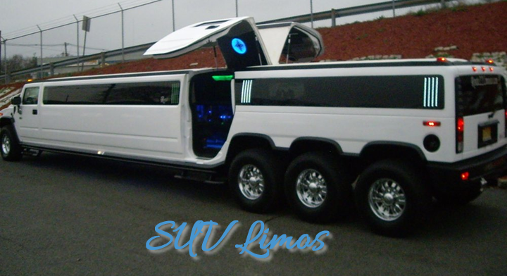 SUV's Limos RT22 NJ